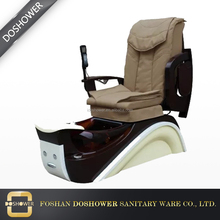luxury white color pedicure chair / custom made salon furniture