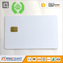 Jcop 2.3.1 40k 80k java chip Contact CPU card dual interface Smart card With Magnetic strip