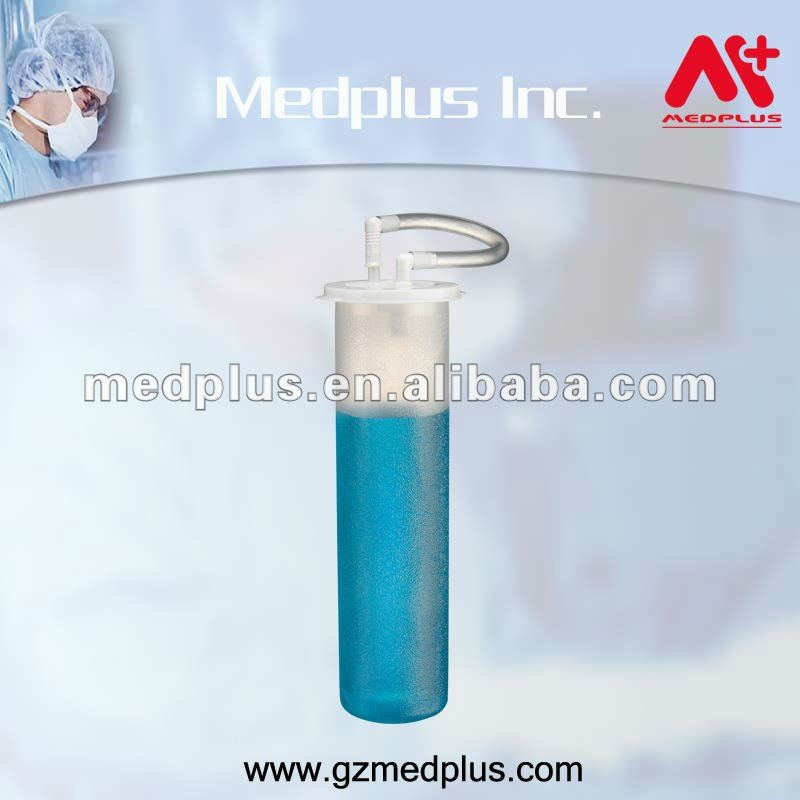 Medplus disposable medical device of suction canister