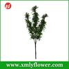 2016 New Design Green Plastic Tree Branch with Leaves