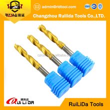 Can be customized according to drawings twist carbide drill bit