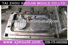 LM-3392 Plastic injection washing machine panel moulds ,washing machine cover board mold