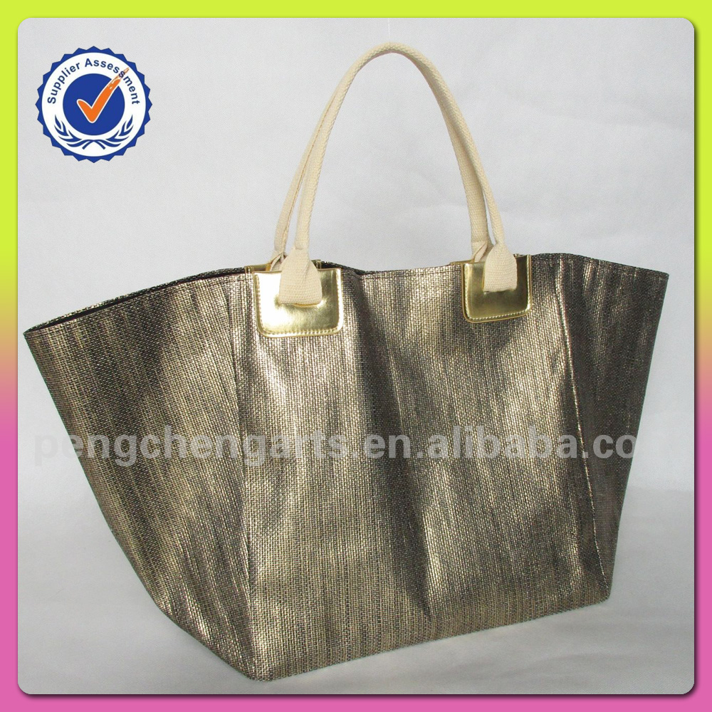Fashion Tote Big Style And Paper Straw Shopping Women Handbags