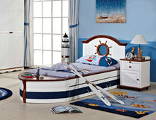 2016 Solid Pine Wood Fashionable Kid's Truck Bedroom sets