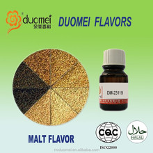 Malt flavor artificial concentrate fragrance pg based flavor food flavor for whisky
