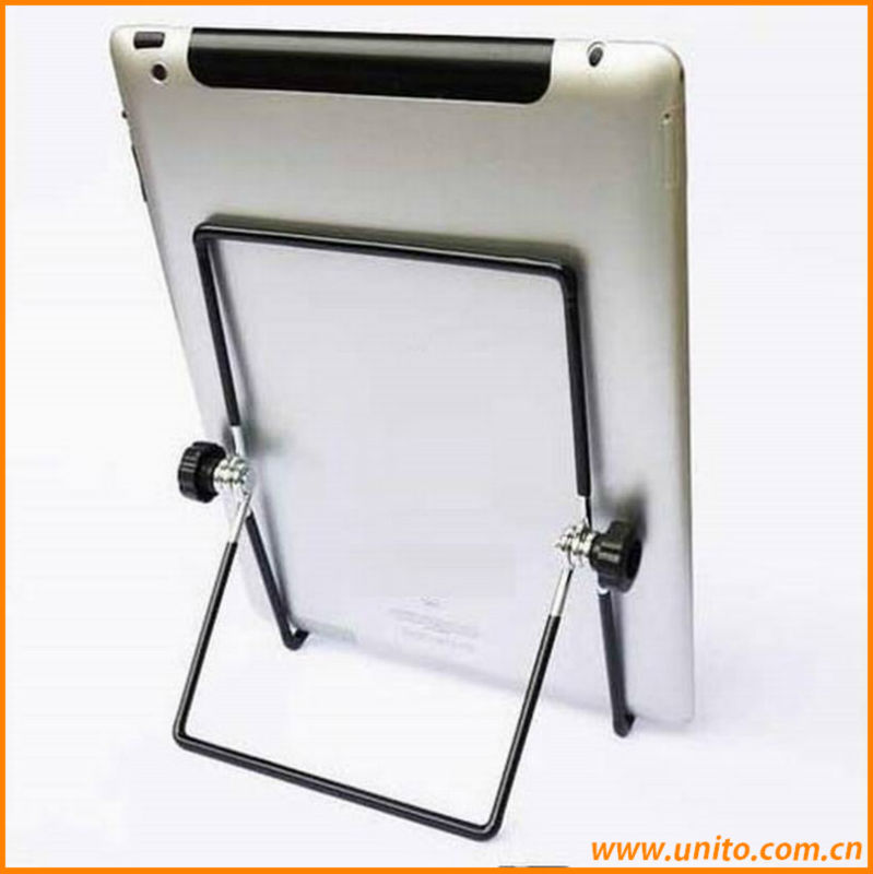Rotatable Adjustable Special Stand Metal Holder for ipad 1 2 3 4,tablet holder