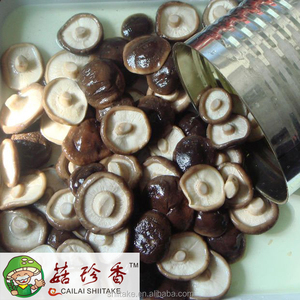 Canned and Preserved Mushrooms