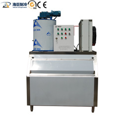 Betel nut dryer cube ice machine 1000kg per day commerical maker commercial cubes machinery