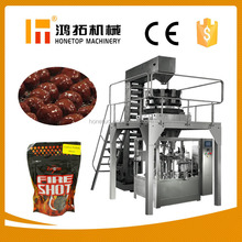 Quality assurance automatic chocolate ball packing machine