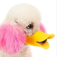 Dogstory Pets Plastic Duckbill Sets Cute Duck Mouth Design Teddy Dog Cover Prevent Bite Pet Products
