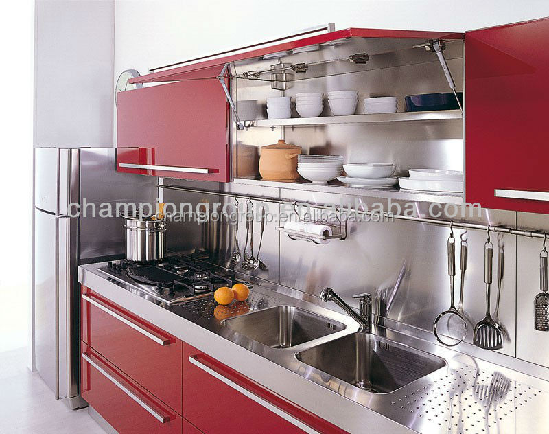 Steel Kitchen Cabinets Price Modular Stainless Steel Kitchen Cabinet