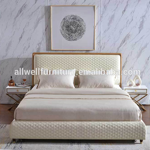 High quality home bedroom furniture modern luxury bed set