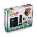 DVB S2 receiver Tiger Z97 pro fta set top box with wifi