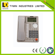 2014 new high quality semi-cordless phone with hands free and auto-dial function for the blind