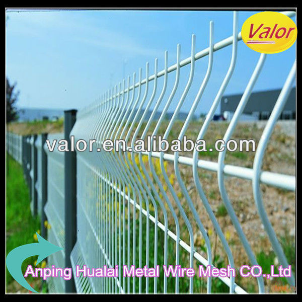 Hot-dip galvanized 1x1 pvc coated welded wire mesh