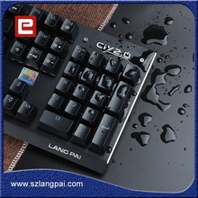 New Exclusive Mechanical Full Illuminated Gaming Keyboard for Gamer