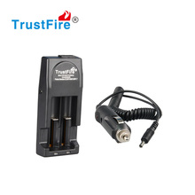 Trustfire rechargeable portable battery charger TR-001 for 18650