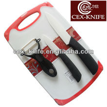 Kitchen knife and chopping board appliance