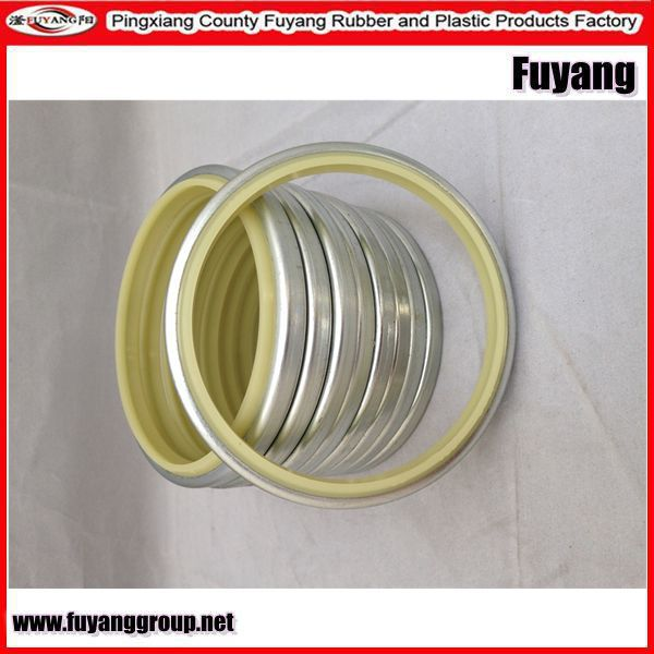 EXCAVATOR PART DUST SEAL PU/NBR motorcycle oil seal kits