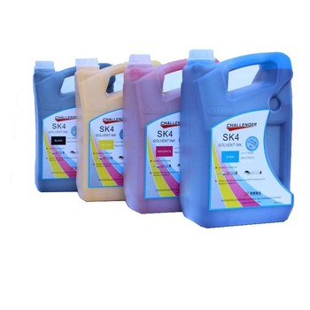 Challenger SK4 solvent ink for inkjet printer/printing machine