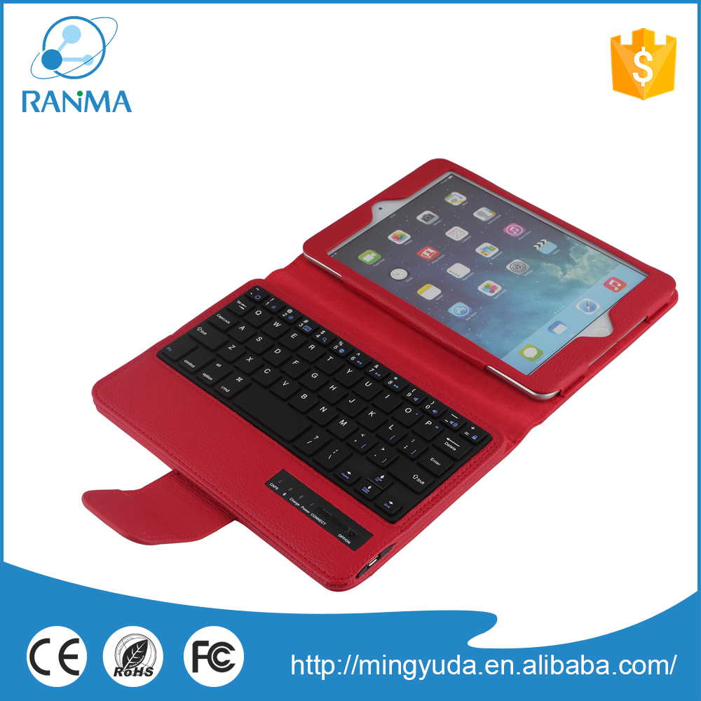 Ultra thin tablet universa protable keyboard case for ipad mini 4