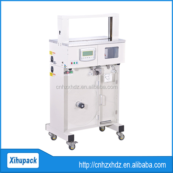 XIHU ELCTRONIC ABS-3010G Automatic OPP/Paper Banding Machine