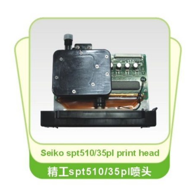 spt510 35pl printing head for seiko (100% new and original from Japan)