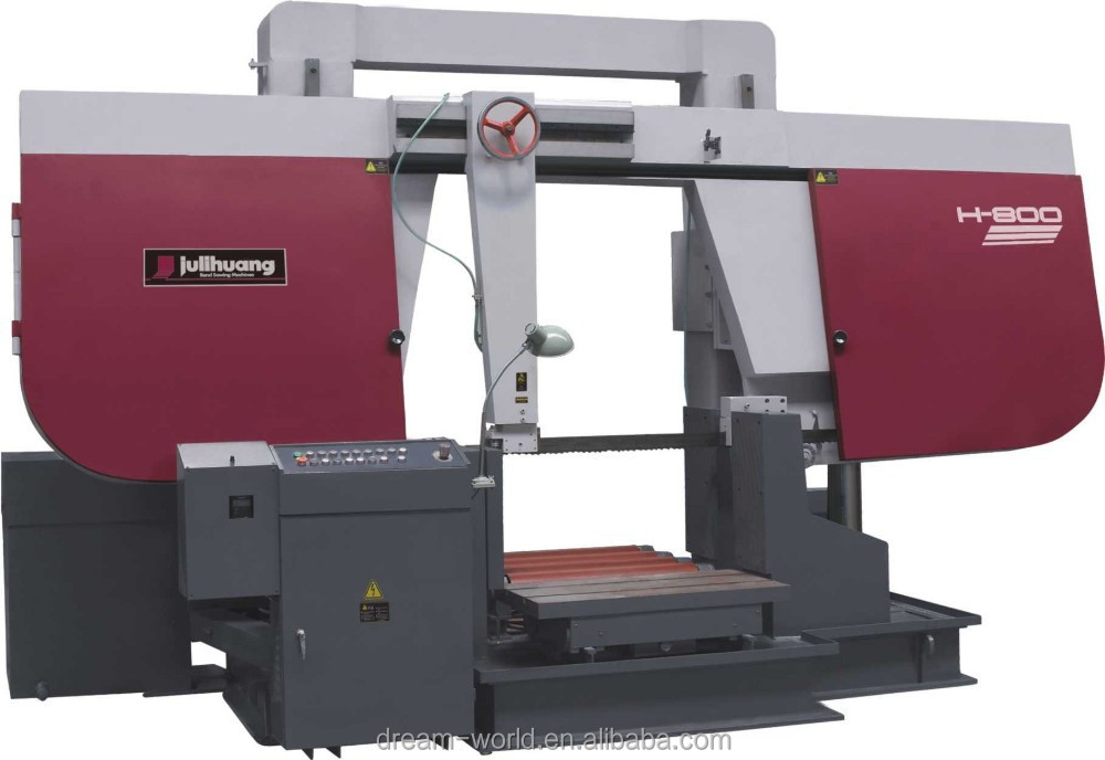 Band Saw Machinery,Automatic Horizontal Metal Band Saw Machine,Pipe ...