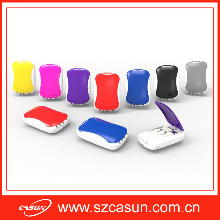 New products slim card powerbank For cell phone