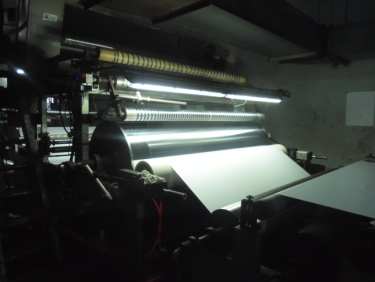 Laminating (Inkjet Media)