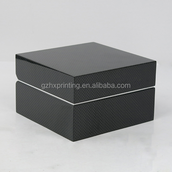 Carbon Fiber Watch Box/Case with Aluminum