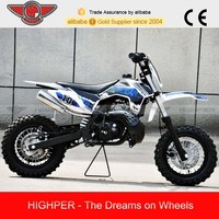 Gas Powered Dirt Bike For Kids (DB502A)