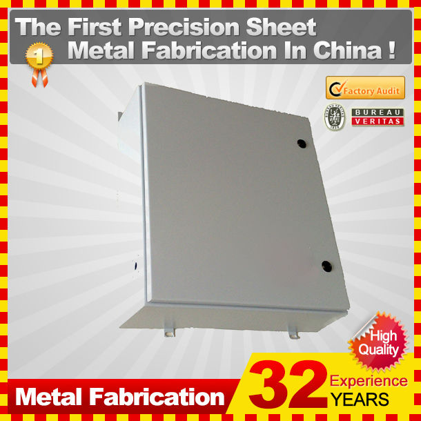 Professional Customized sheet metal stainless steel box