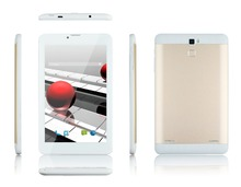 7 inch Spreadtrum SC7731 Quad-Core 3g tablet with metal decoration frame