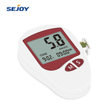 Professional Automatic Coding Free Management Digital Blood Glucose Monitor