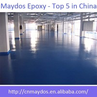 Maydos Solvent Based Color Sand Epoxy Floor Coating