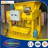 Top level Cheapest mobile cement brick making machine QMY-6A