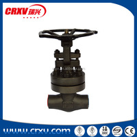 API602 / oil and gas / high pressure /forged gate valve