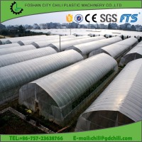 China CHILI UV treated agricultural plastic greenhouse film