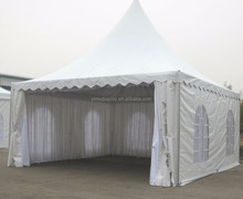 High peak 20 x 20 canopy tent pagoda tent