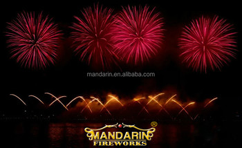 LIUYANG FIREWORKS SHOW FOR DISPLAY CAKE AND DISPLAY SHELL FIREWORKS