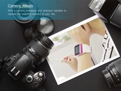 2013 Fashion watch phone factory directly sale