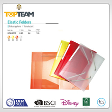 a4 paper pocket presentation file folder and pp pocket folder with plastic inserts