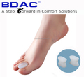 soft gel foot care toe separator