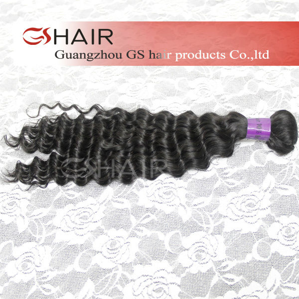 New arrival dyeable tangle free unprocessing brazilian ken paves hair extensions with 7days refund or return policy