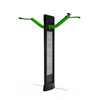 Outdoor Fitness Devices Healthware Fitness Equipment