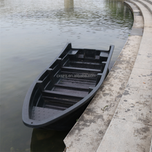High quality 3.6M black PE plastic corsair fishing boat for sale