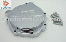 Motorcycle Chrome Billet Aluminum Cover Stator Engine Cover Suitable For CBR 1000 RR 2004-2006
