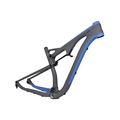 2017 New Design China Baolijia MTB M06 EPS Made Mountain Carbon Frame Full Suspension 29er