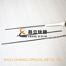 titanium anode for solar horse water heater